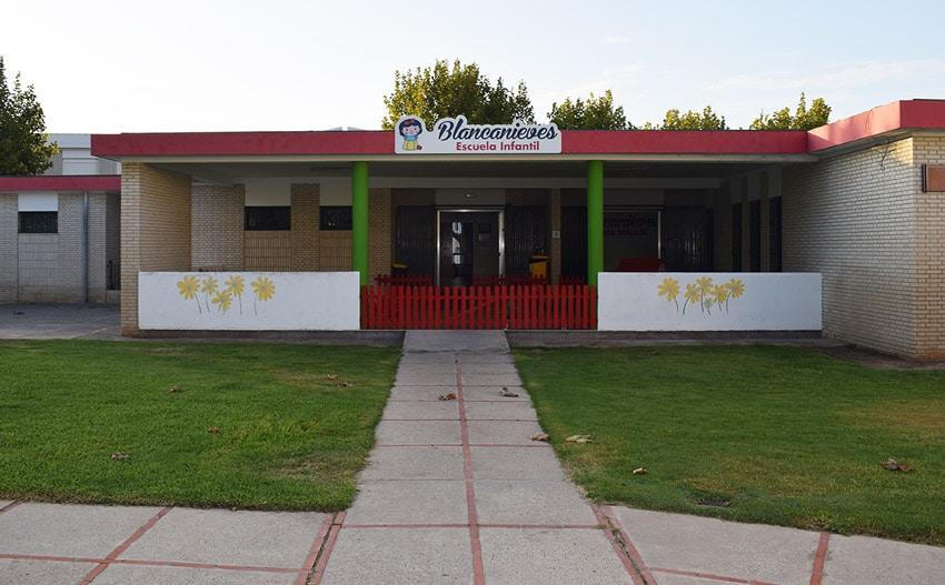 escuela infantil blancanieves de rota 2019